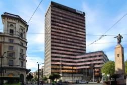 Segunda sede del Banco de Vizcaya.