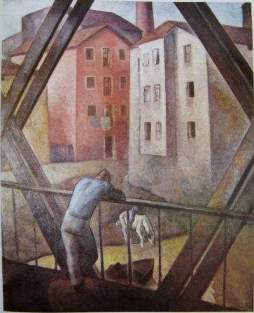 Aurelio Arteta. Puente de Burceña, circa 1925-30.