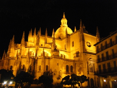 segovia catedral el exceso