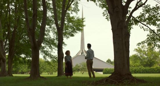 columbus iglesia
