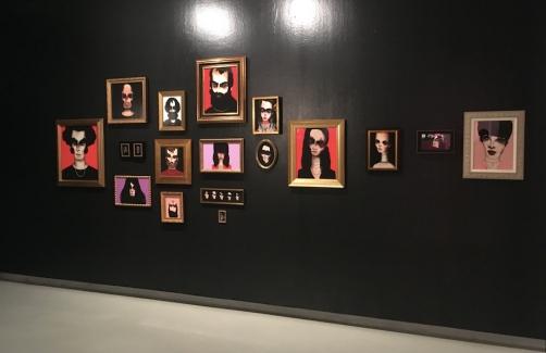 retratos negros