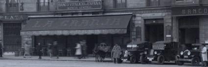 cafe años 30