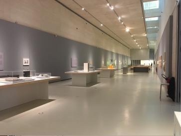 Montaje en Museo San Telmo.