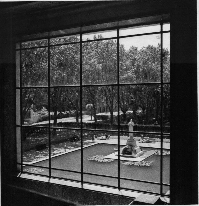 museo ventanal 1955