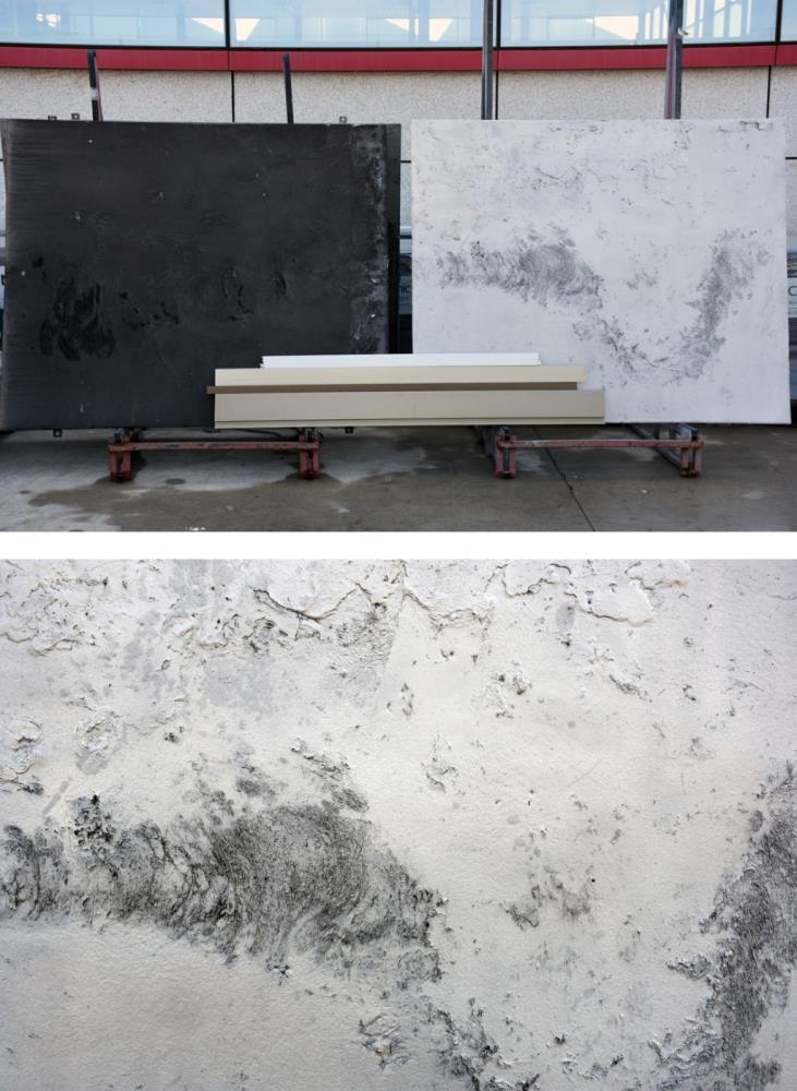 aluminio fundido antes y después