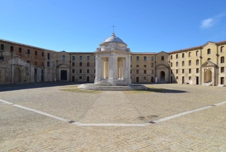 Lazzaretto, Ancona.