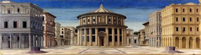 Tabla-de-Urbino-Anónimo-Finales-siglo-XV-Galleria-Nazionale-delle-Marche-Urbino-768x214