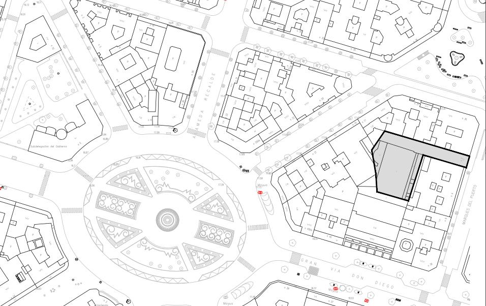 plano ubicación sf