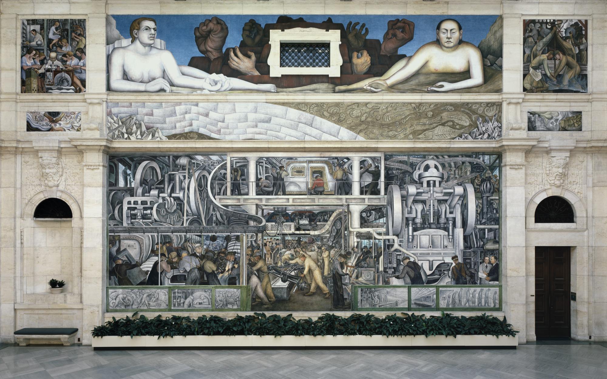mural de rivera 5