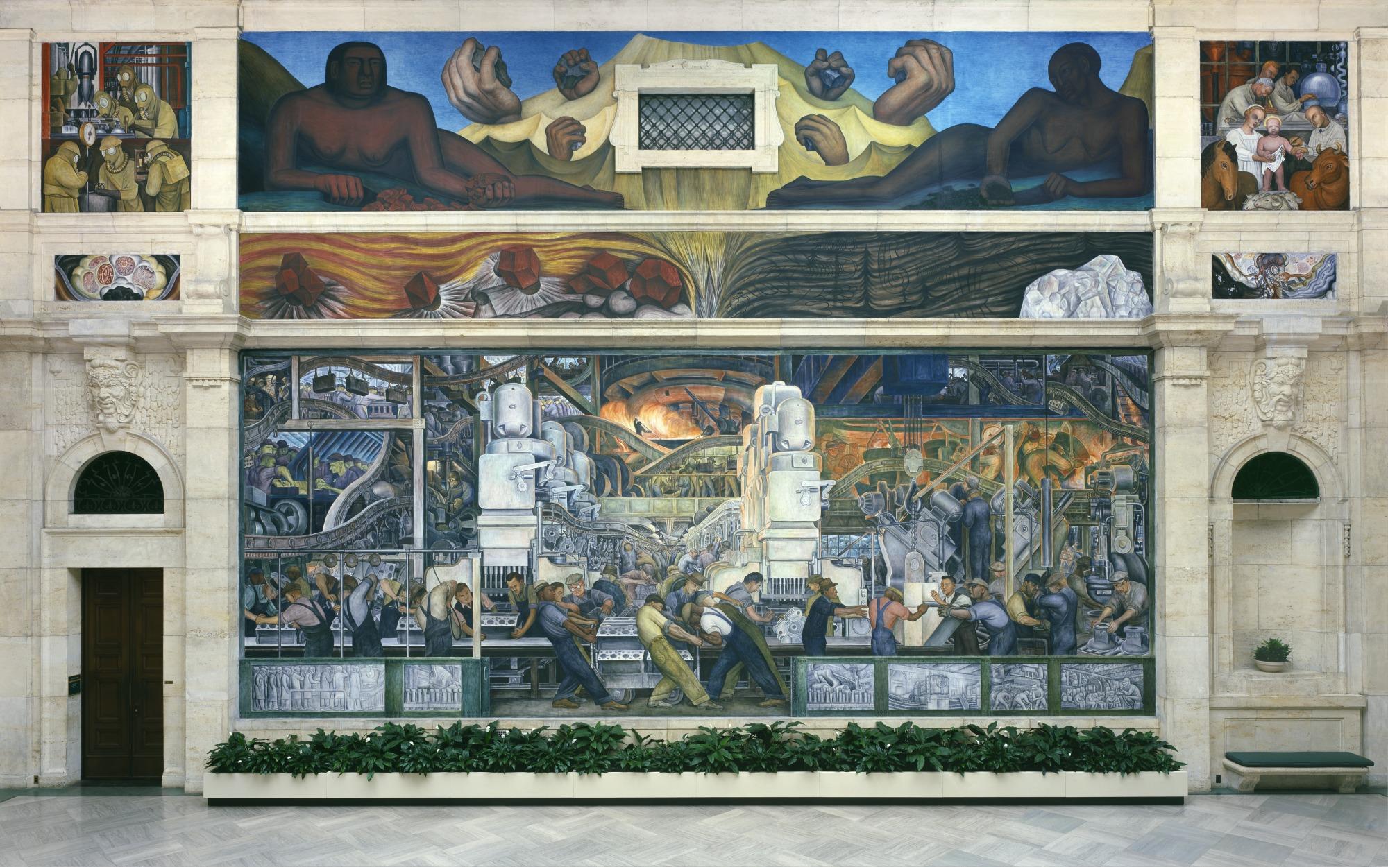 murales de rivera 2